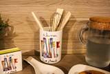 Boutique en ligne - Pot à ustensiles de cuisine  La Baule - Office de tourisme La Baule Prequ'île de Guérande