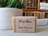 Boutique en ligne -  savon au lait d'ânesse - Lavandin - La p'tite ferme de Mélie à Batz-sur-mer - Office de tourisme La Baule-Presqu'île