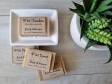 Boutique en ligne -  savons au lait d'ânesse - La p'tite ferme de Mélie à Batz-sur-mer - Office de tourisme la Baule-Presqu'île de Guérande