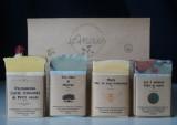 Boutique en ligne -  savons - La savonnerie d'Anaïs à Guérande - Office de tourisme La Baule-Presqu'île de Guérande