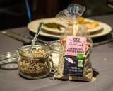 Boutique en ligne - Sel de Guérande aux poivres et baies roses - Atleier du sel - Office de tourisme La Baule Presqu'île de Guérande