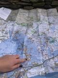 Carte IGN Parc Naturel Régional de Brière