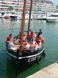 Balade nautique à bord du vieux gréement ?la Chaloupe Sardinière? - Le Pouliguen