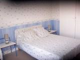 Chambre - Appartement 5 personnes - Résidence Les Tilleuls - le Pouliguen