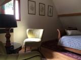 chaumière secret des roseaux chambre 2- Saint-Lyphard - Brière