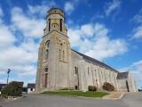 clocher de Trescalan à la turballe