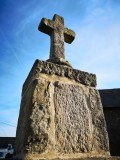 Trégaté cross