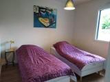 Férel - Location maison Le Grand Chemin - Chambre avec 2 lits simples
