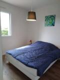 Férel - Location maison Le Grand Chemin - Chambre avec lit double