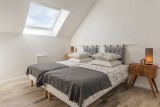Gite Les Hortensias - Mesquer-Quimiac - Chambre avec 2 lits simples