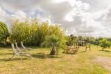 Gite Les Hortensias - Mesquer-Quimiac - Jardin avec transats
