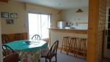Gîte Mme Candelier - La Turballe - séjour cuisine