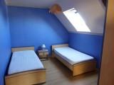 Guérande - Maison 4 personnes Mme Robert - Chambre avec 2 lits simples