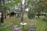 La Moussette - La volière dispose d'un petit salon - La Baule