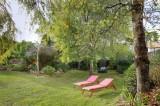 La Moussette - Le jardin inspire au calme et au repos - La Baule