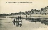 la-plage de La Baule-et-le-quai-a-marée-basse