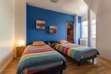 La Turballe - Maison 5 personnes - Le Garlahy M. JARNO - Chambre avec lits jumeaux
