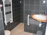 Le Croisic - Cap 1 - Maison 2 personnes - Salle de bain avec douche à l'italienne