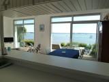 Le Pouliguen - Pointe de Penchâteau - Appartement 6 personnes - M. Moreaux - Pièce principale vue mer