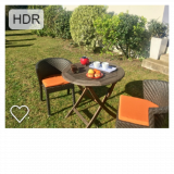Location de vacances - Villa Elias - Salon de jardin - La Baule