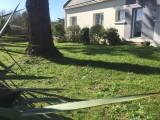 Location de vacances  - Villa Elias - Vue du jardin - La Baule