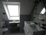 Maison - 4 personnes - Mme Merven - salle de bain