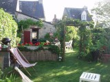 Maison 5 personnes - Mme Caillat - Piriac sur Mer - jardin