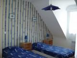 Maison 7 personnes - GOLF 2 - Mme Roblin - mesquer quimiac - Chambre