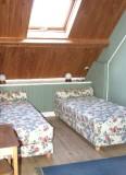 Maison 9 personnes - M. Neuveglise - Mesquer - chambre 4 avec 2 lits simples