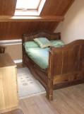 Maison 9 personnes - M. Neuveglise - Mesquer - chambre 4 avec lit simple