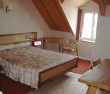 Maison 9 personnes - M. Neuveglise - Mesquer - chambre avec lit double