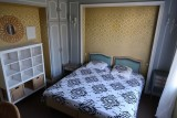 Maison La Siesta - chambre dorée