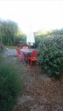 Maison M. Cuisinier - Piriac sur Mer - terrasse