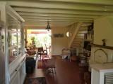 Maison M.MARTEL Guérande - pièce de vie vue de la cuisine