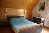 Maison proche mer de M. Morio à Mesquer Quimiac vue chambre
