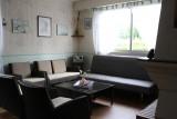 Maison proche mer de M. Morio à Mesquer Quimiac vue salon