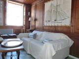 Mesquer-Quimiac -  Location maison 8/10 personnes - Salon