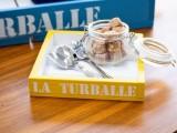 Petite caisse en bois La Turballe - jaune