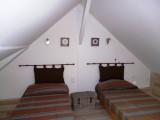 Piriac sur Mer - Appartement 4 personnes - M. Boucard - Chambre avec 2 lits simples