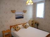 Piriac sur Mer - Appartement 4 personnes - M. Boucard - Chambre avec lit double