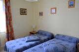 Piriac sur Mer - Appartement 5 personnes - Mme Mabo - Chambre avec 2 lits simples