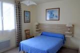 Piriac sur Mer - Appartement 5 personnes - Mme Mabo - Chambre avec lit double