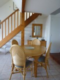 Salle à manger, appartement 6 personnes, Mme Danilo à La Turballe