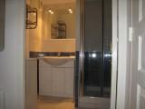 Salle de bain appartement Mme Blandin à La Turballe