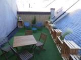 Salon de jardin - Location Mme Joffraud - Piriac sur Mer