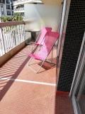 Appartement 4 personnes Les Palmiers La Baule - balcon