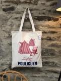 Tote Bag Les plages du Pouliguen - OTI La Baule Presqu'île de Guérande 2021