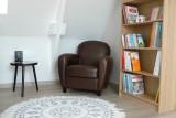 Ty Glaz - Maison 4 à 8 personnes - Mme Moullec - Coin bibliothèque