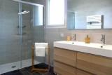 Ty Glaz - Maison 4 à 8 personnes - Mme Moullec - Salle de douche
