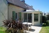 Véranda vue de l'exterieur, Maison 6 personnes, M. Arnaud à La Turballe